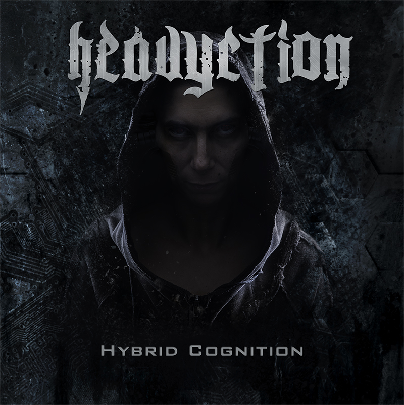 Heavyction - Hybrid Cognition EP - artwork - Harknoia