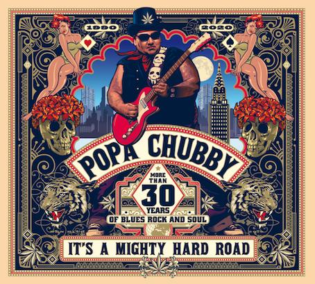 poppa chubby - 30 years