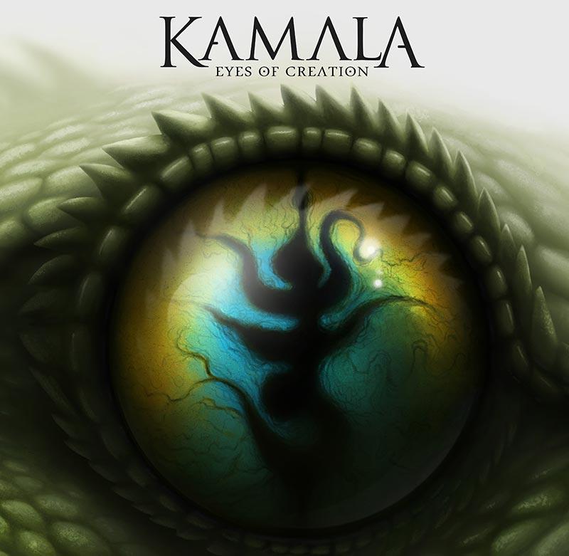 Kamala - Eyes Of Creation